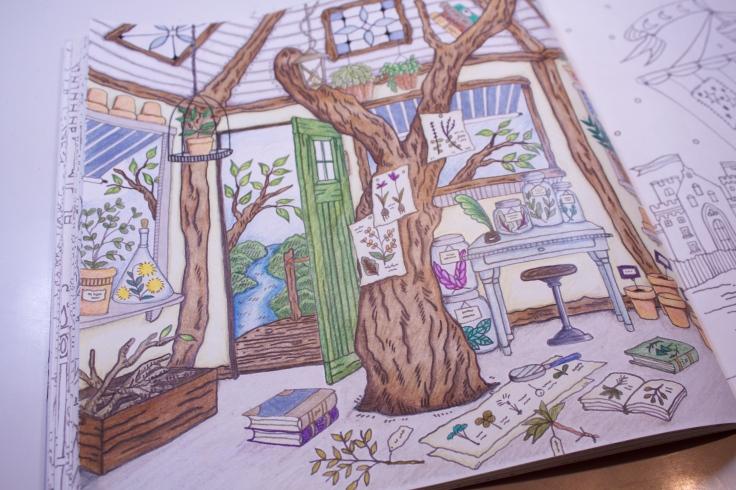 Finished Treehouse 1